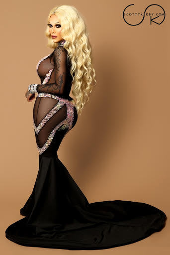 Kimora Blac by Scotty Kirby